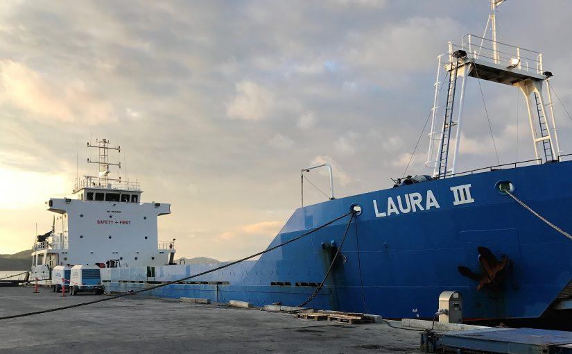 Laura III Island Trader