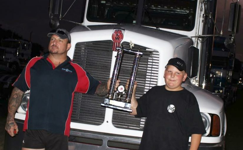 Convoy for Kids winner