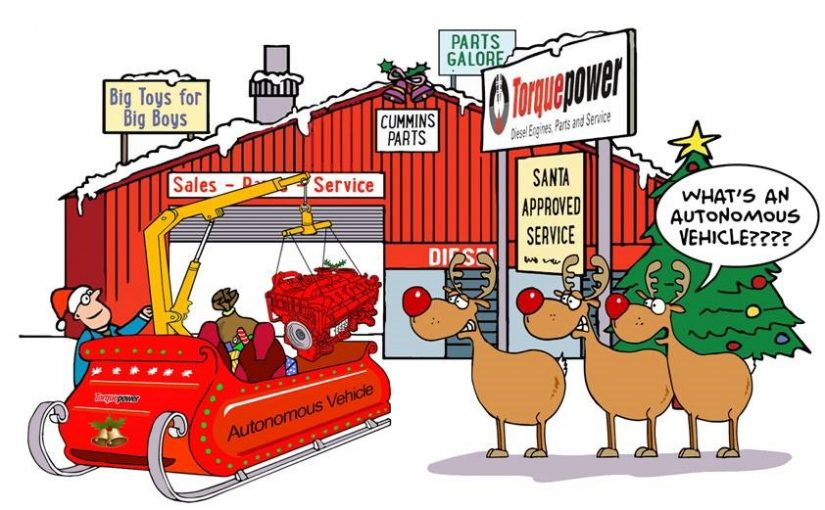 Christmas Opening Hours Torquepower