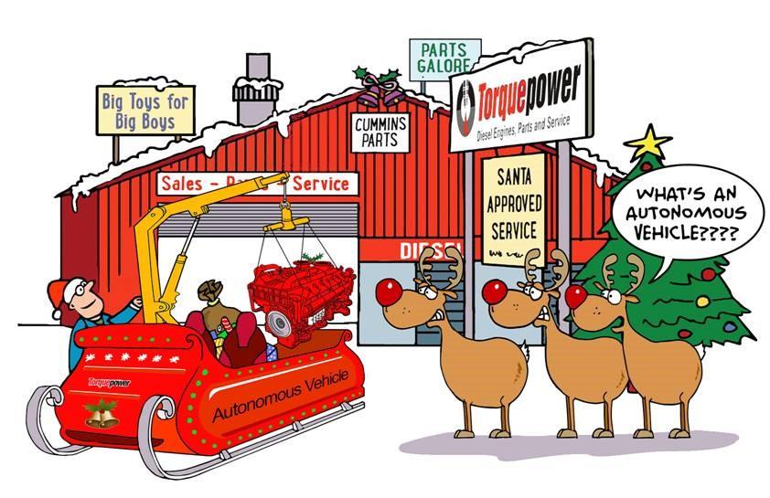 Christmas Opening Hours Torquepower