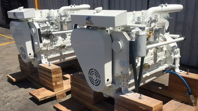 Cummins 6BT-5.9M Marine engines
