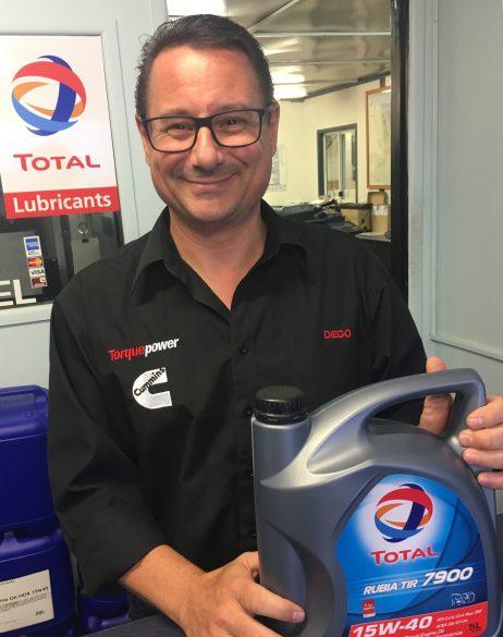 TOTAL Heavy-Duty Diesel Engine Oils
